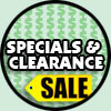 Specials & Clearance Items for Sale!