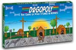 DOGOPOLY - The Game of High STEAKS & BONES!©Spa-Hits Games.