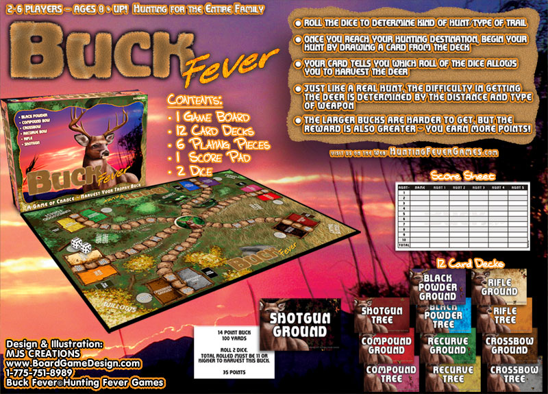 Buck Fever©Hunting Fever Games