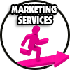 You are on the MARKETING SERVICES page!